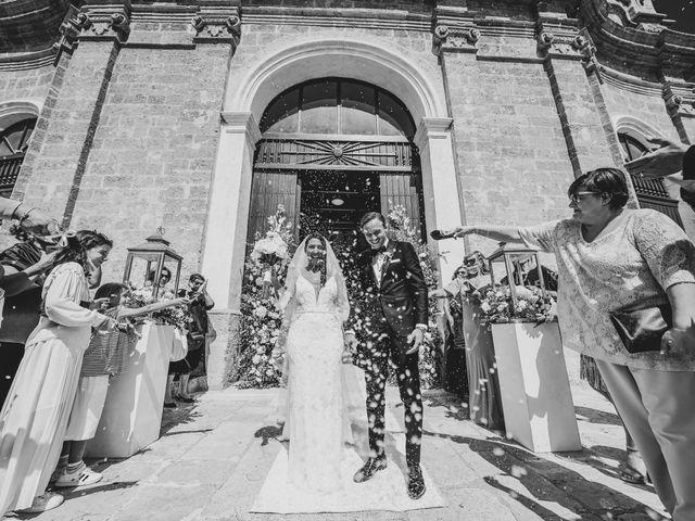 Il matrimonio di Jenny e Fabio a Muro Leccese, Lecce 21