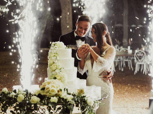 Il matrimonio di Jenny e Fabio a Muro Leccese, Lecce 34