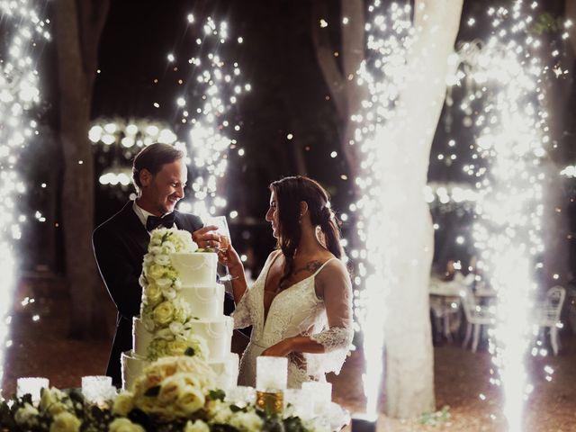 Il matrimonio di Jenny e Fabio a Muro Leccese, Lecce 35