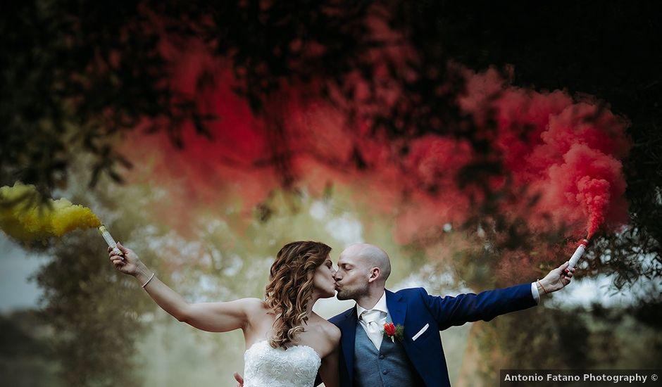 Il matrimonio di Stefano e Silvia a Morciano di Leuca, Lecce