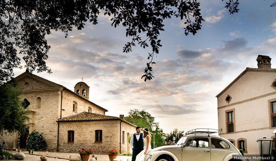 Il matrimonio di Matteo e Martina a Mosciano Sant'Angelo, Teramo