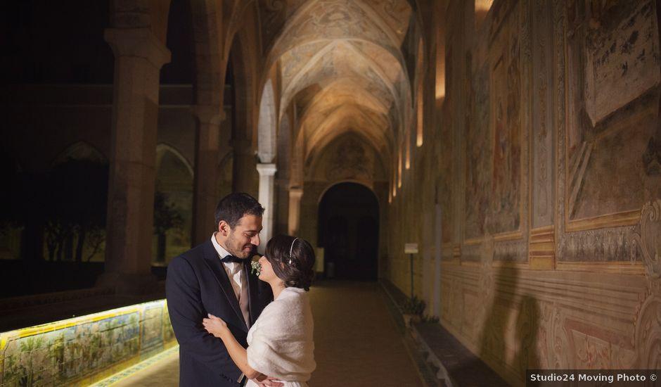 Il matrimonio di Carlo e Chiara a Napoli, Napoli