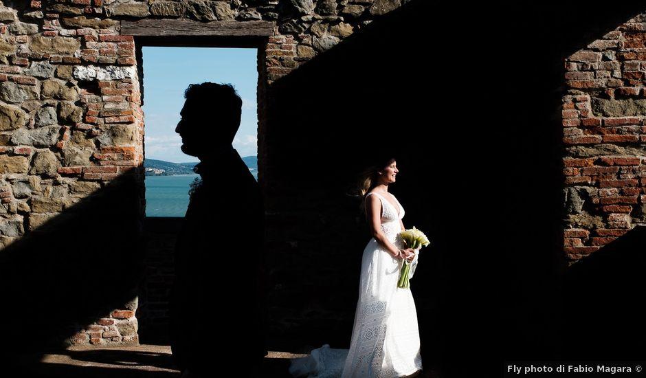 Il matrimonio di Nicolò e Cristina a Passignano sul Trasimeno, Perugia