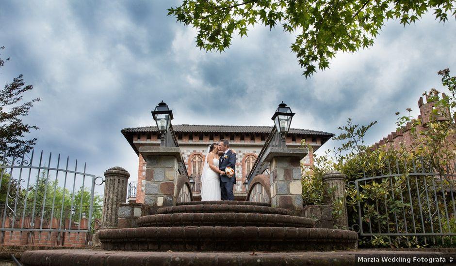 Il matrimonio di Eduard e Serena a Alessandria, Alessandria