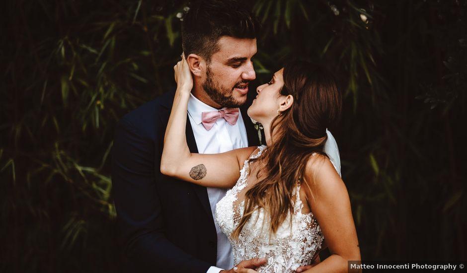 Il matrimonio di Lorenzo e Federica a Carmignano, Prato