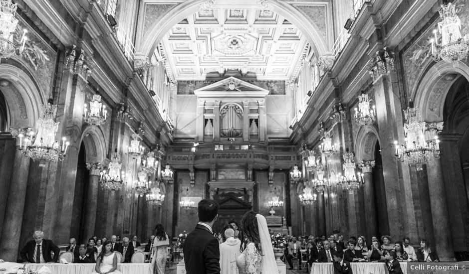 Il matrimonio di Vincenzo e Silvia a Roma, Roma