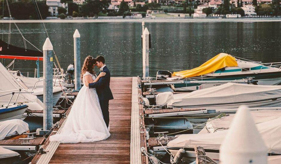 Il matrimonio di Selena e Gabriele a Erbusco, Brescia