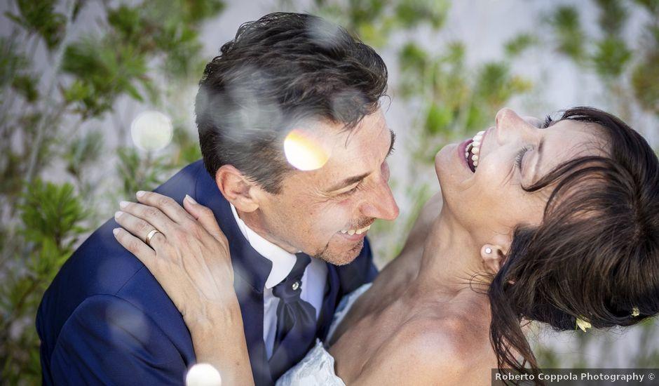 Il matrimonio di Enrico e Manuela a Arenzano, Genova