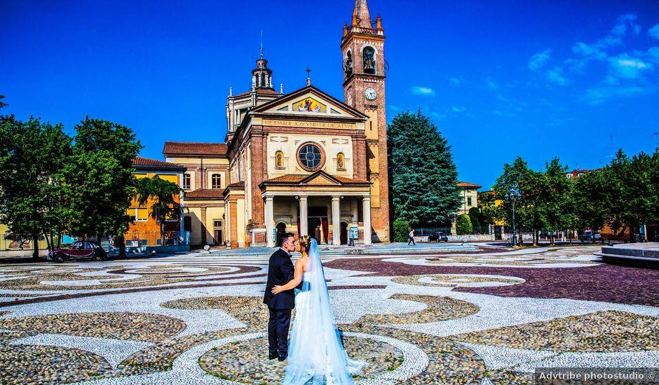 Il matrimonio di Mauro e Carola a Carnago, Varese