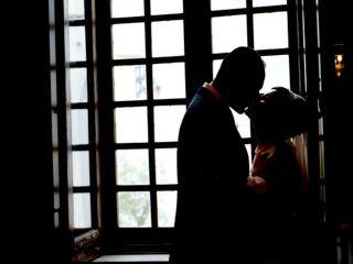 Le nozze di Alberto e Luisa