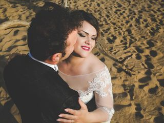 Le nozze di Samantha e Giuseppe