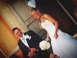 Le nozze di Paolo e Sara