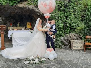 Le nozze di Arianna e Giuseppe