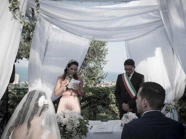 Il matrimonio di Michele e Anduela a Fermo, Fermo 34