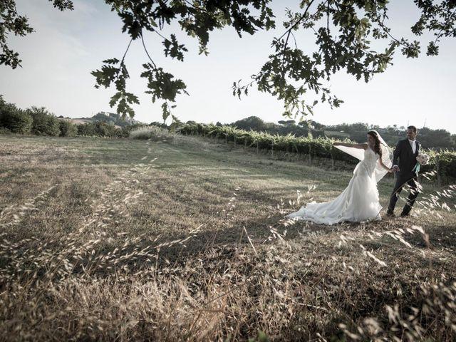 Il matrimonio di Michele e Anduela a Fermo, Fermo 41