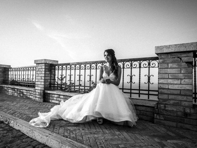 Il matrimonio di Michele e Anduela a Fermo, Fermo 44