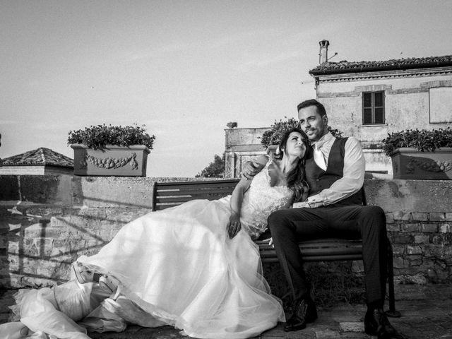 Il matrimonio di Michele e Anduela a Fermo, Fermo 45