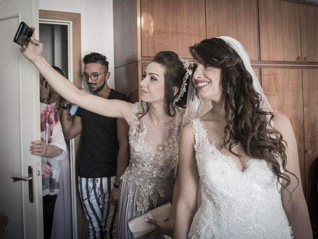 Il matrimonio di Michele e Anduela a Fermo, Fermo 55