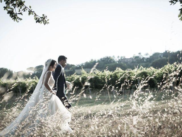 Il matrimonio di Michele e Anduela a Fermo, Fermo 63