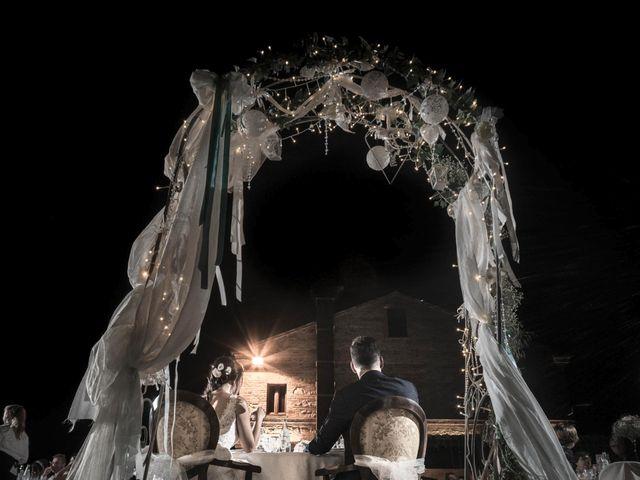 Il matrimonio di Michele e Anduela a Fermo, Fermo 79