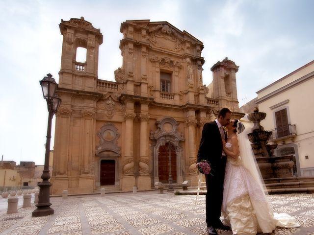 Il matrimonio di Luisa e Alberto a Marsala, Trapani 11
