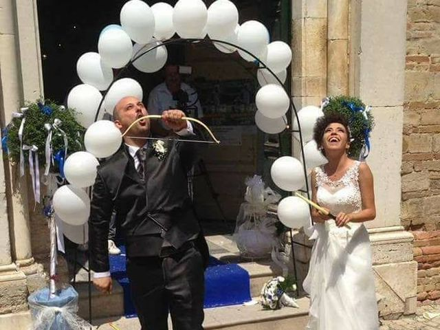 Il matrimonio di Elena e Marco a Penna San Giovanni, Macerata 4