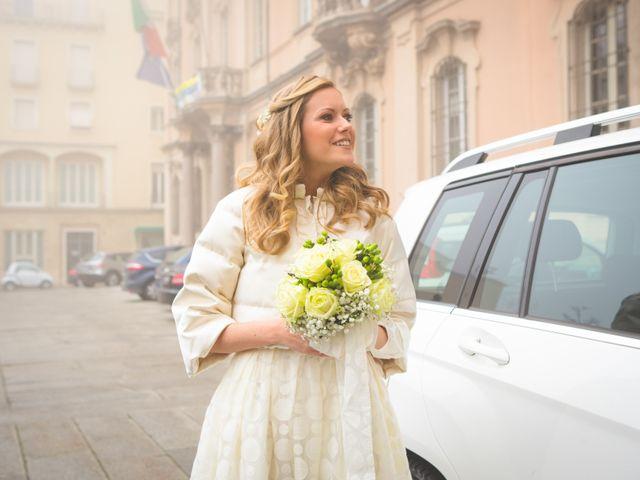 Il matrimonio di Mark e Vale a Pavia, Pavia 26