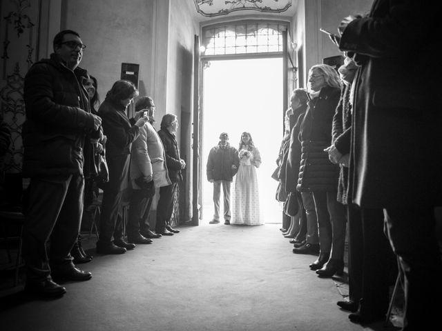 Il matrimonio di Mark e Vale a Pavia, Pavia 30