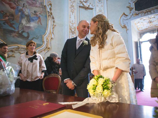 Il matrimonio di Mark e Vale a Pavia, Pavia 33