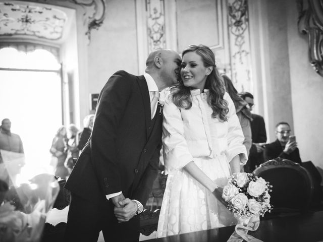Il matrimonio di Mark e Vale a Pavia, Pavia 34