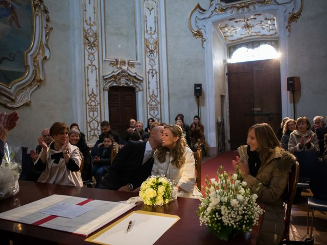 Il matrimonio di Mark e Vale a Pavia, Pavia 38