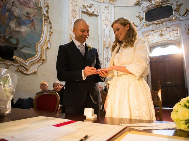 Il matrimonio di Mark e Vale a Pavia, Pavia 44