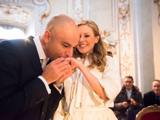 Il matrimonio di Mark e Vale a Pavia, Pavia 46