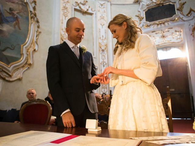 Il matrimonio di Mark e Vale a Pavia, Pavia 47