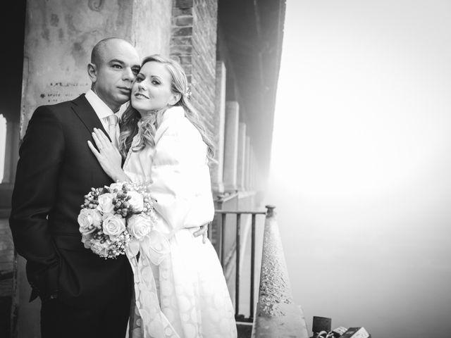 Il matrimonio di Mark e Vale a Pavia, Pavia 60
