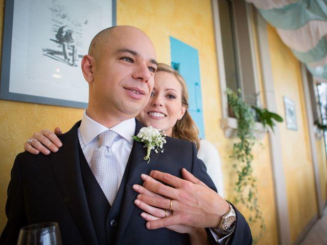 Il matrimonio di Mark e Vale a Pavia, Pavia 77