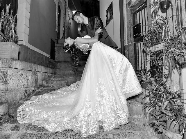 Il matrimonio di Fabrizio e Sonia a Acireale, Catania 37