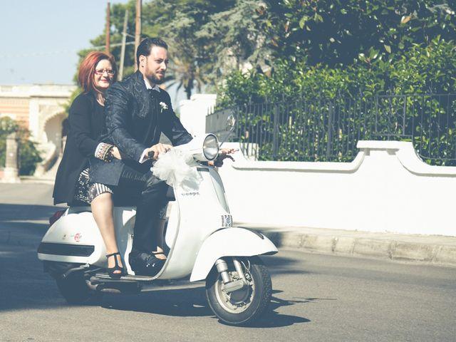 Il matrimonio di Ottavio e Paola a Galatone, Lecce 12
