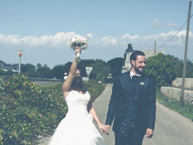 Il matrimonio di Ottavio e Paola a Galatone, Lecce 34