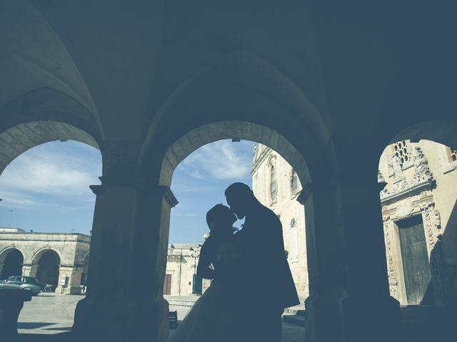Il matrimonio di Ottavio e Paola a Galatone, Lecce 35