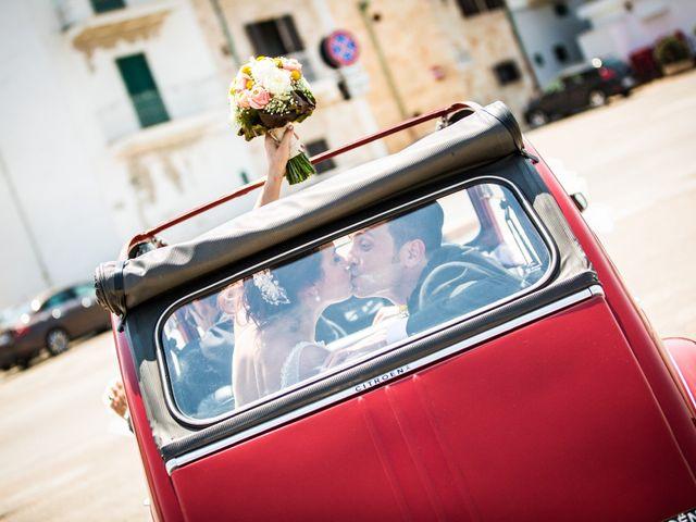 Il matrimonio di Giorgia e Massimiliano a Polignano a Mare, Bari 3