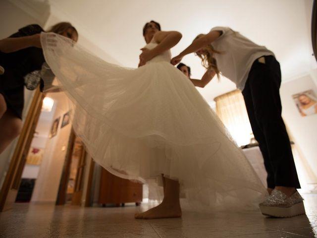 Il matrimonio di Giorgia e Massimiliano a Polignano a Mare, Bari 11