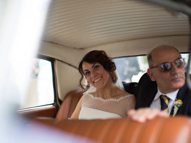 Il matrimonio di Giorgia e Massimiliano a Polignano a Mare, Bari 21