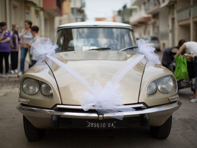 Il matrimonio di Giorgia e Massimiliano a Polignano a Mare, Bari 22