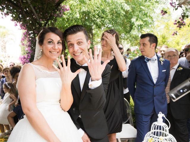 Il matrimonio di Giorgia e Massimiliano a Polignano a Mare, Bari 35