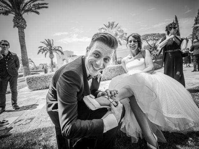 Il matrimonio di Giorgia e Massimiliano a Polignano a Mare, Bari 41