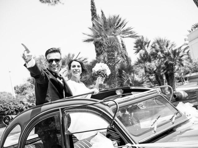 Il matrimonio di Giorgia e Massimiliano a Polignano a Mare, Bari 42
