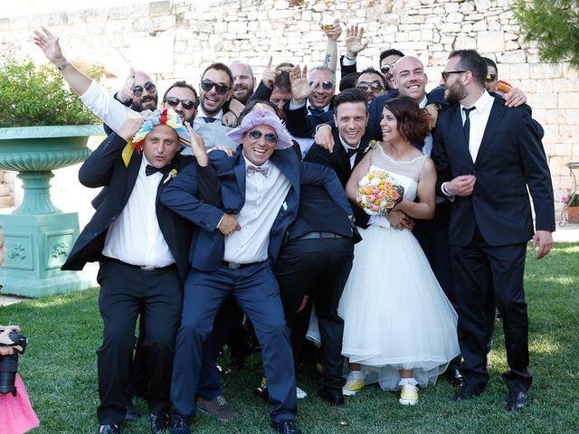 Il matrimonio di Giorgia e Massimiliano a Polignano a Mare, Bari 45
