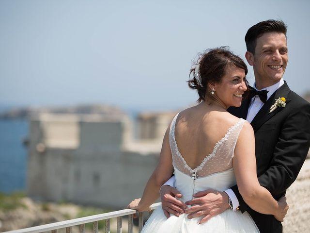 Il matrimonio di Giorgia e Massimiliano a Polignano a Mare, Bari 49