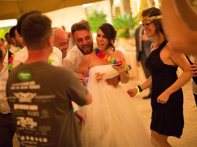 Il matrimonio di Giorgia e Massimiliano a Polignano a Mare, Bari 60